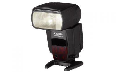 Flash CANON Speedlite 580EX II