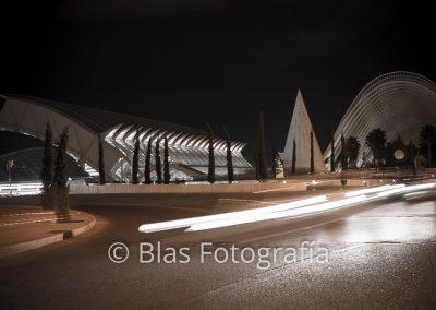 Museu de les Ciencies Principe Felipe i L'Umbracle