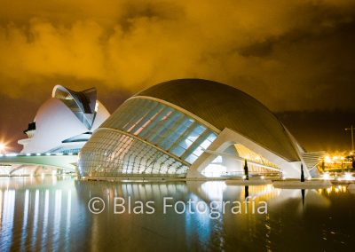 L'Hemisferic i Palau de les Arts Reina Sofía
