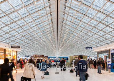 aeropuerto Internacional Charles de Gaulle - Paris