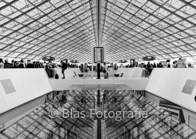 aeropuerto Charles de Gaulle - Paris