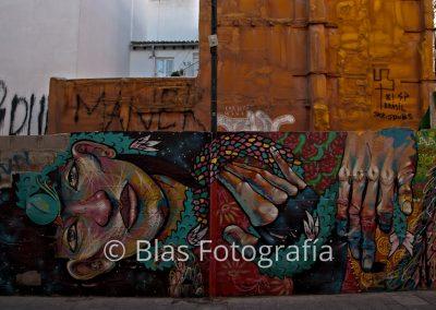 graffiti - Valencia