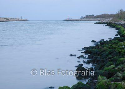 Desenbocadura Rio Xuquer, Cullera