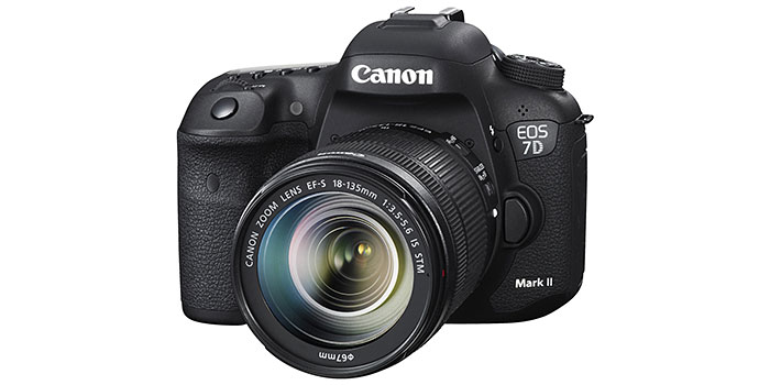 Nueva Canon 7D Mark II