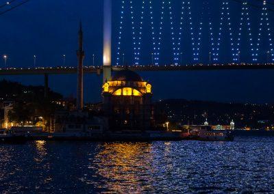 Primer puente del Bósforo (Boğaziçi)