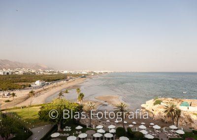 Playa del Crowne Plaza Muscat