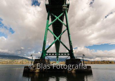 Iron Workers Memorial Bridge - Vancouver