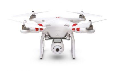 Los drones en fotografía de naturaleza