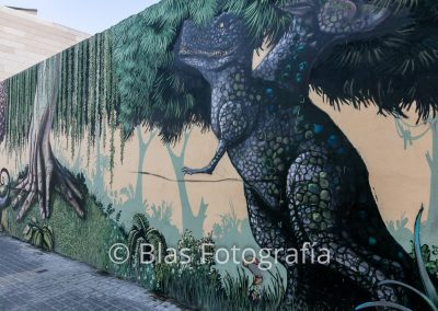 Dinosaurios - Botánico Valencia