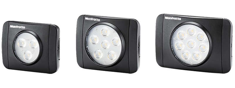 Manfrotto Lumie LED Lights