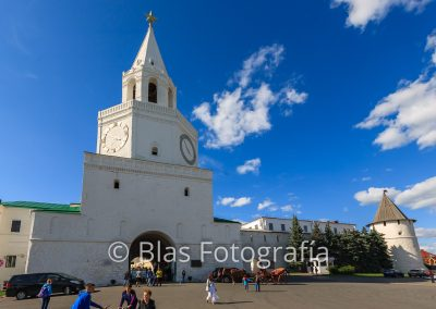 Torre Spásskaya.