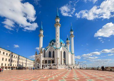 Mezquita Kul Sharif