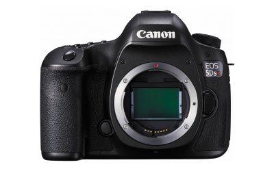Canon anuncia las nuevas EOS 5DS y 5DS R