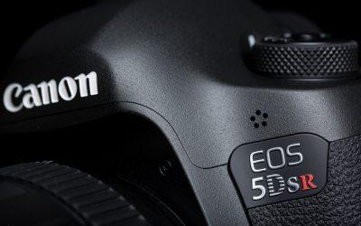 ¿Porqué la Canon EOS 5Ds R?