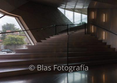 Escalera Casa da Música