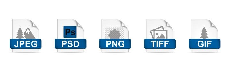Tipos de ficheros más populares y su uso