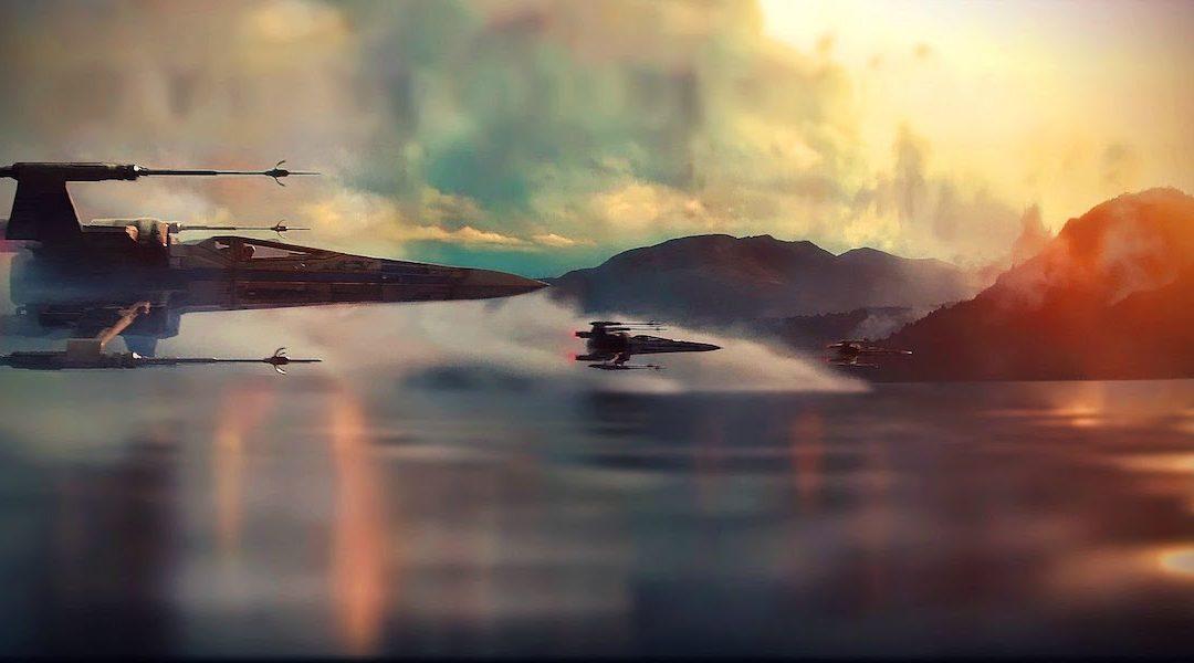 Star Wars se rodó con película analógica