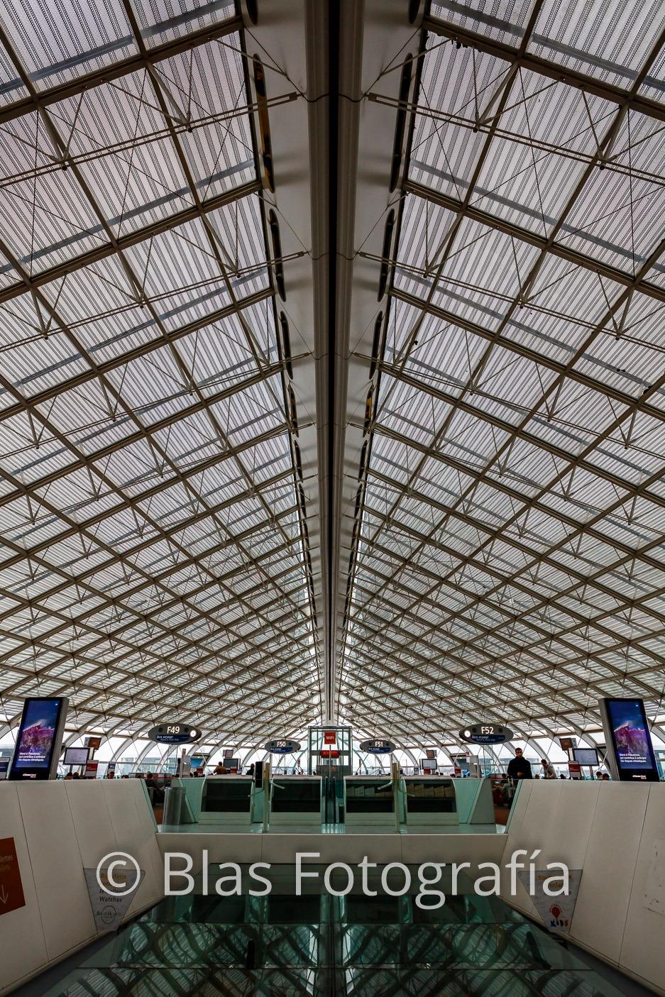 Aeropuerto Charles de Gaulle (IV)