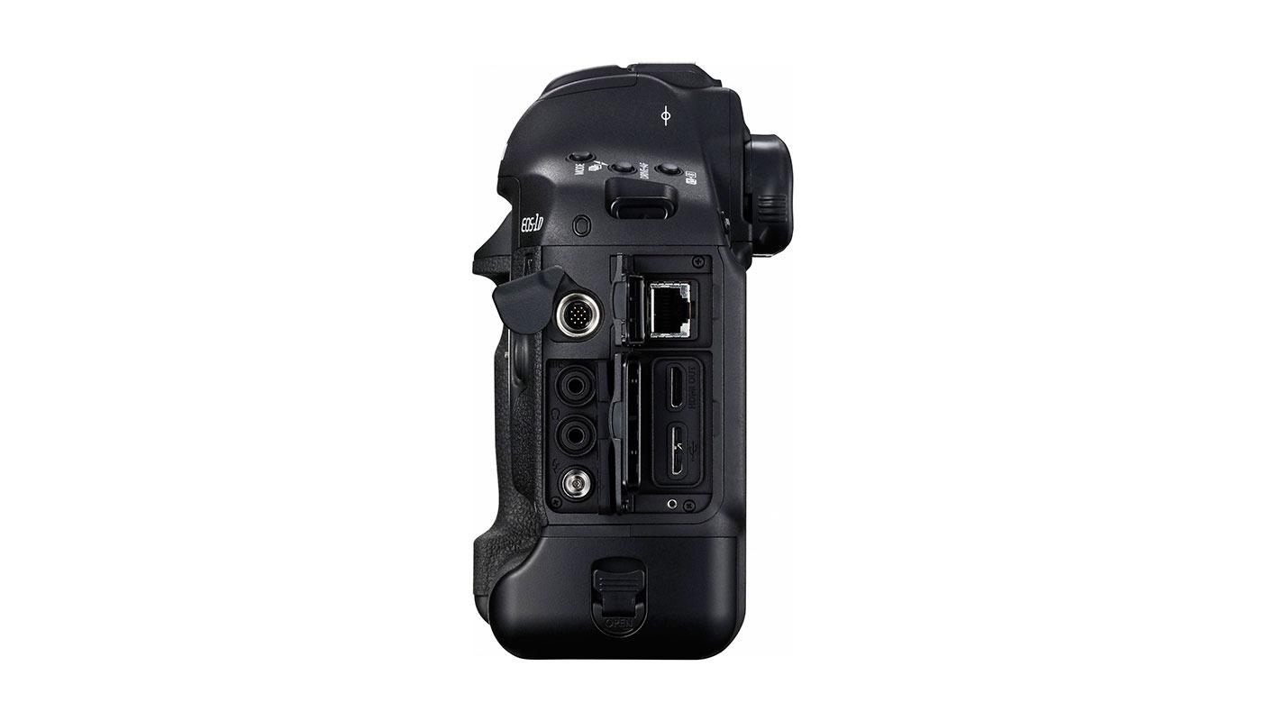 Nueva Canon EOS-1D X Mark II