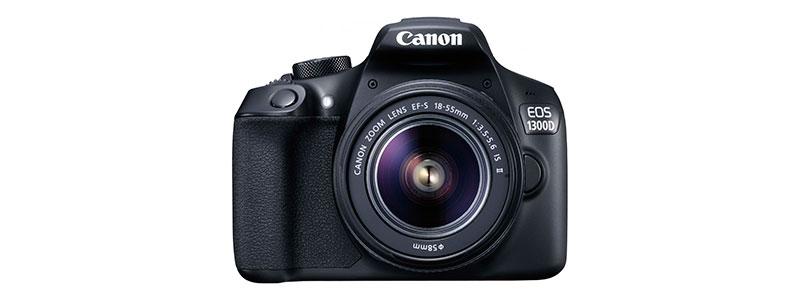 Nueva Canon EOS 1300D