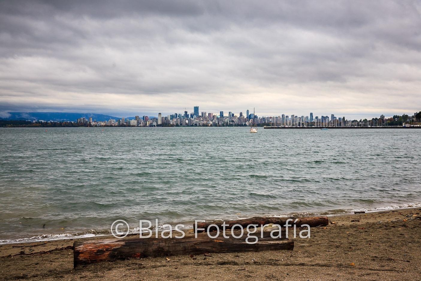 Paisaje de Vancouver
