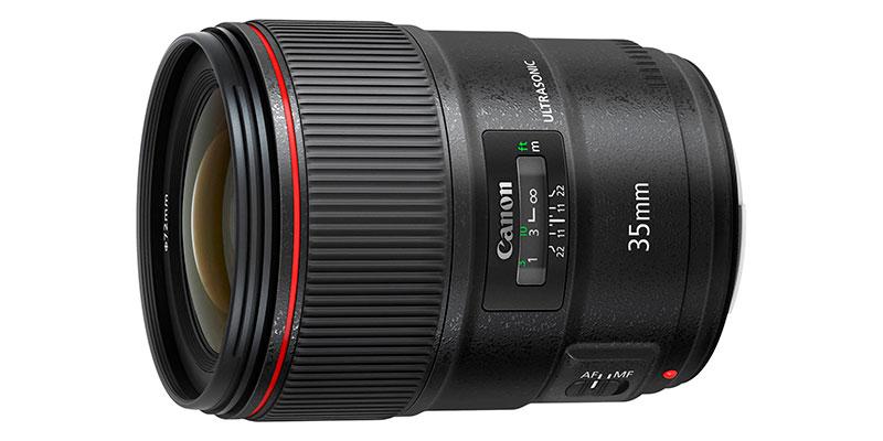 Canon gana el EISA European Professional DSLR Lens 2016-2017