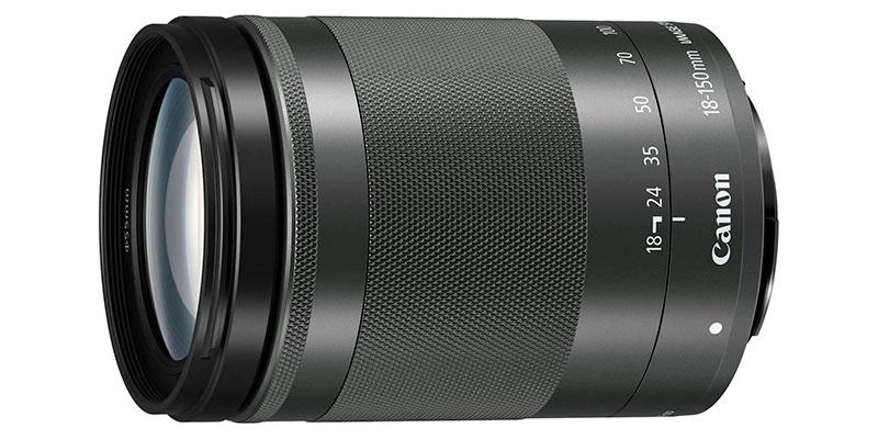 EF-M 18-150 mm f/3,5-6,3 IS STM