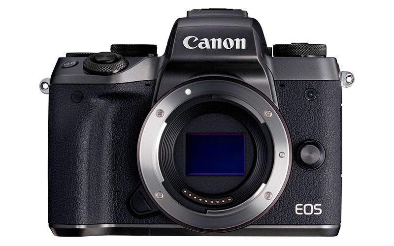 Nueva Canon EOS M5