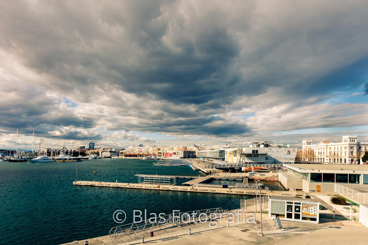 Puerto de Valencia desde Latitud36
