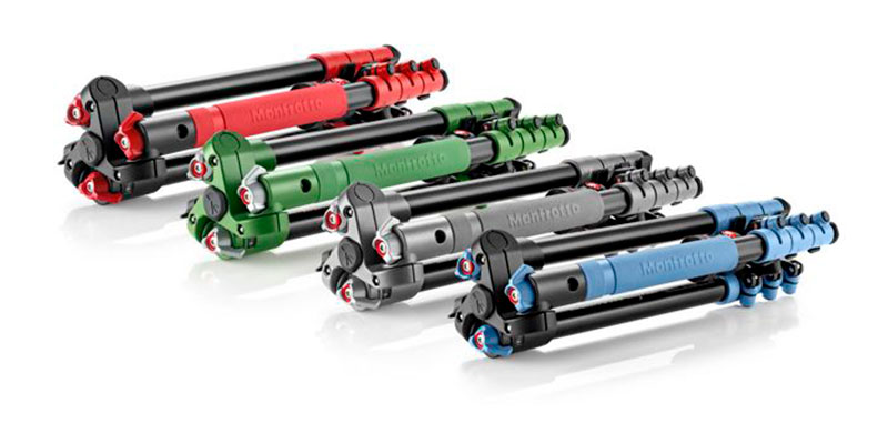 Manfrotto lanza Befree Color