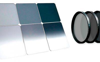 Formas de los filtros ópticos