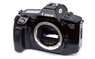 Canon celebra el 30 aniversario de su sistema EOS