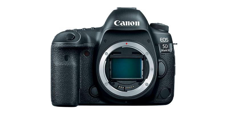 Nueva característica de la Canon EOS 5D Mark IV
