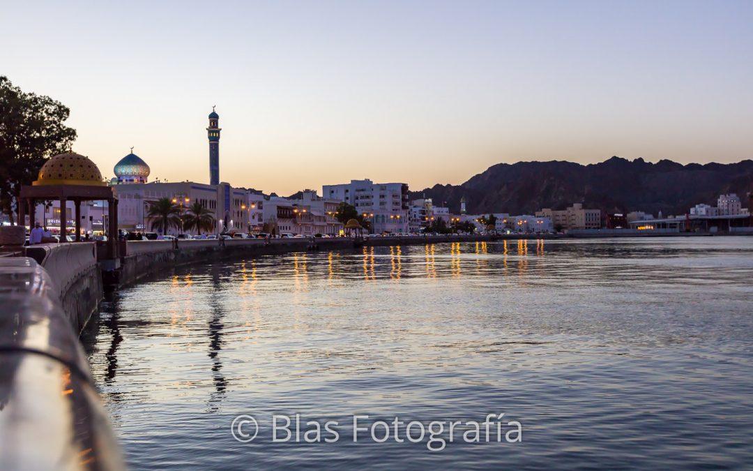Puerto de Muscat – Omán