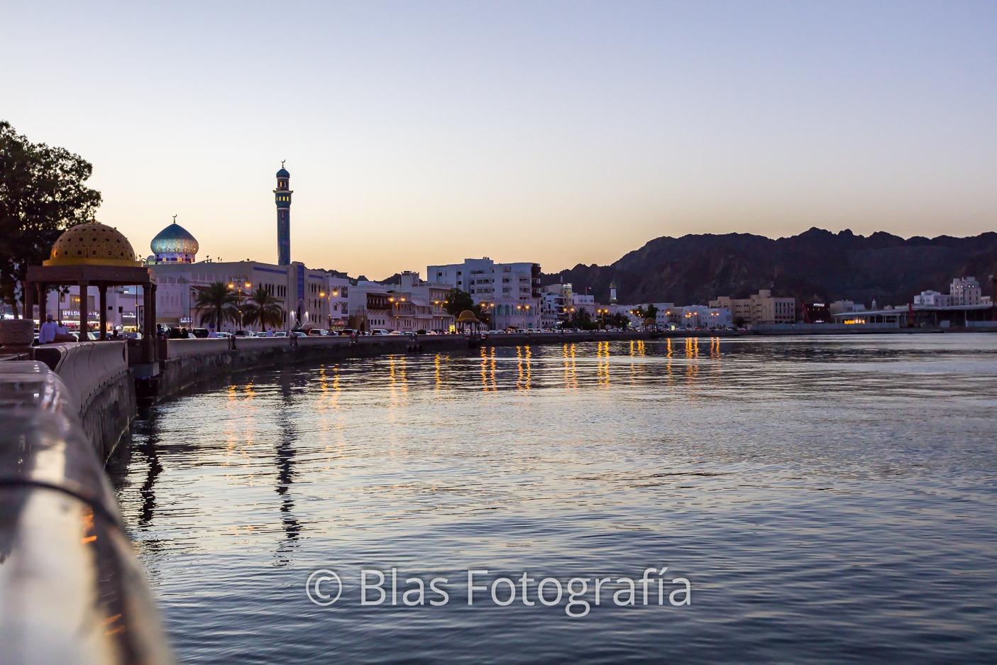 Puerto de Muscat - Omán