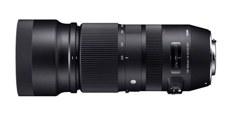 Nuevo Sigma 100-400mm F5-6.3 DG OS HSM
