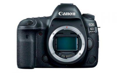 Rumores sobre la nueva Canon 6D Mark II