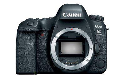 Análisis de la Canon EOS 6D Mark II