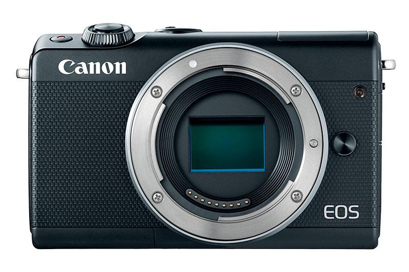 Canon lanza la EOS M100 con 24MP y Dual Pixel AF