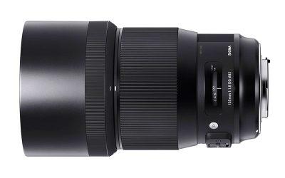El Sigma 135mm F1.8 DG HSM Art gana el EISA