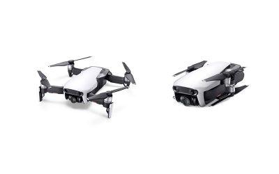 DJI Mavic Air – el drone de DJI más portátil de todos los tiempos