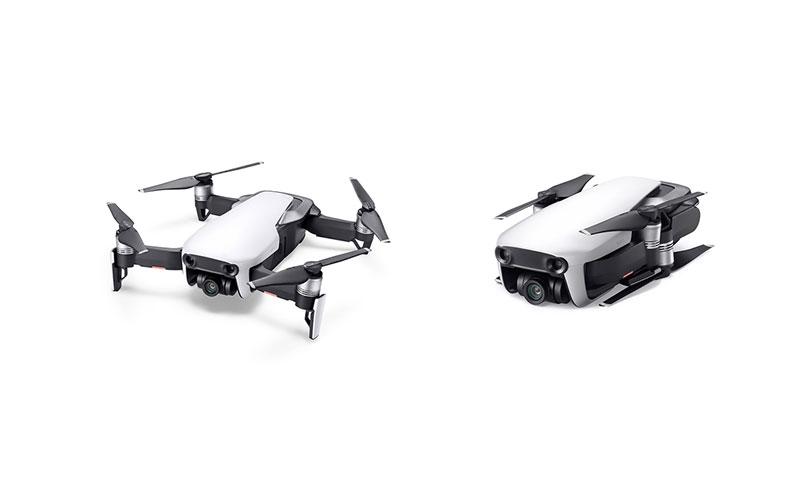 DJI Mavic Air - el drone de DJI más portátil de todos los tiempos
