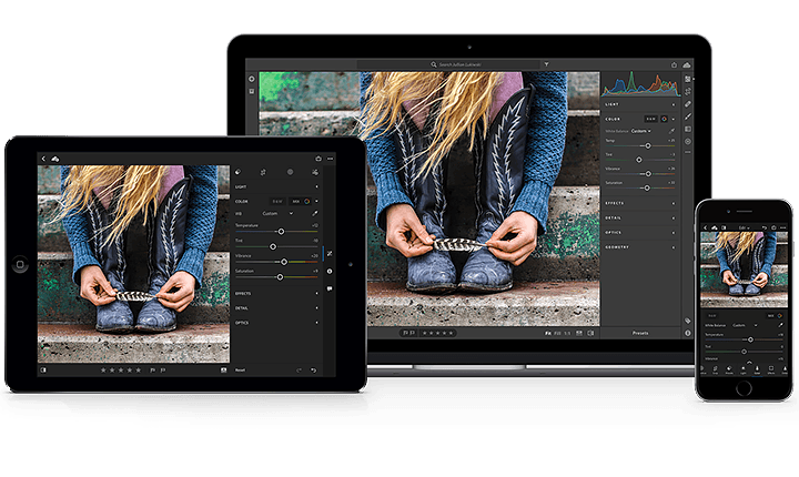Lightroom Classic y Lightroom CC disponibles solo por suscripción