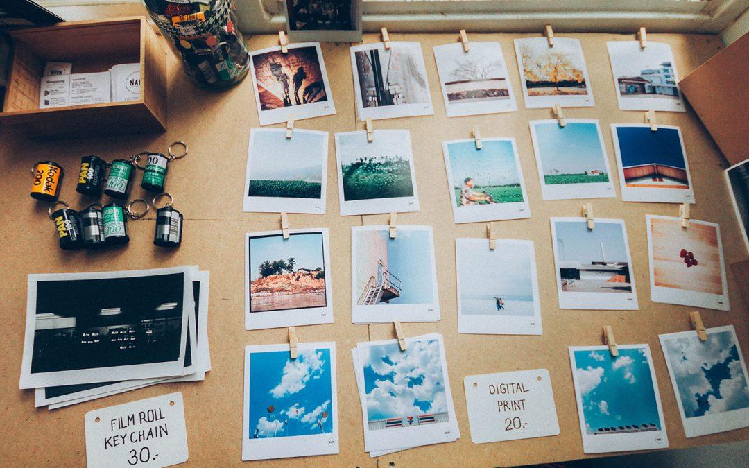 ¿Cómo organizar las fotos en Lightroom?