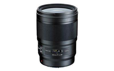 Objetivo Tokina Opera 50mm F1.4 FF para DSLRs Canon y Nikon Full-frame