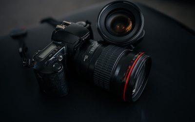 ¿Qué es una cámara DSLR (Digital SLR)?