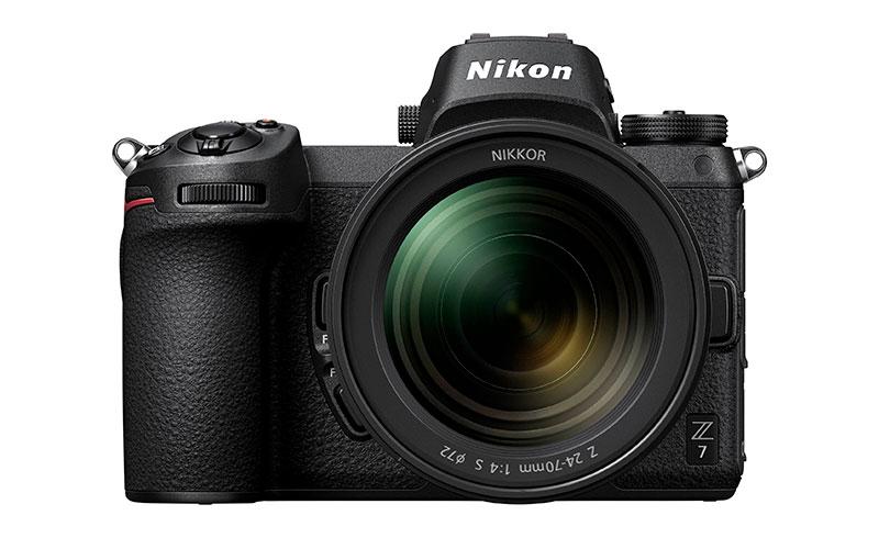 Nuevas cámaras sin espejo Nikon Z7 y Z6 de fotograma completo
