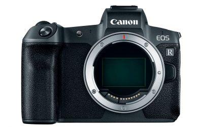 Lanzamiento de la nueva Canon EOS R
