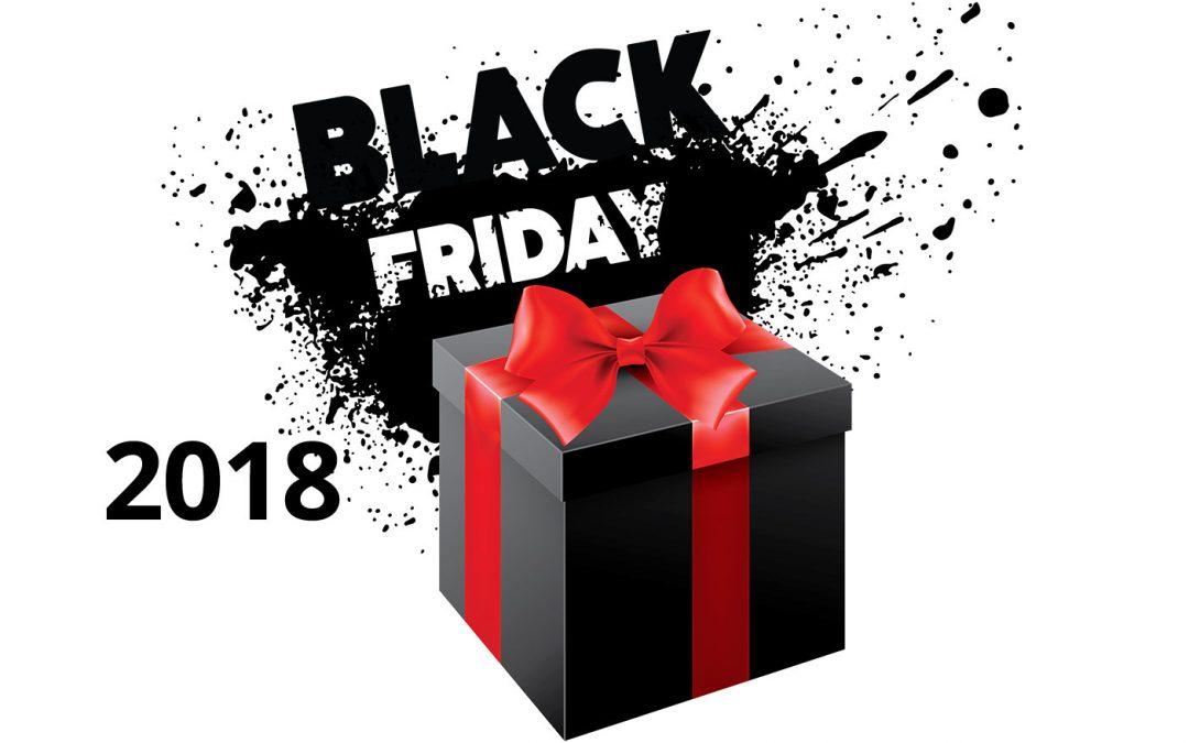 Black Friday 2018: ¿cómo ahorrar en cámaras, objetivos y accesorios?