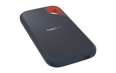 Análisis del SanDisk Extreme Portable SSD